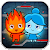 LuckyBoy and PrettyGirl - Crystal Temple Maze file APK for Gaming PC/PS3/PS4 Smart TV