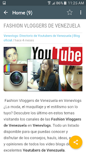 VENEVLOGS- screenshot thumbnail