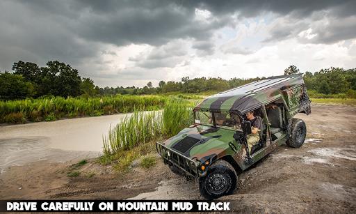 Us Army Truck Simulator Drive 1.5 screenshots 1