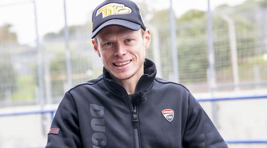 Tito Rabat sustituirá a Jorge Martín en el GP de Jerez