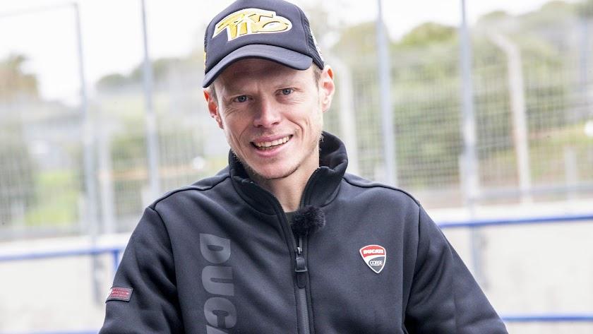 Tito Rabat volvera a correr con Ducati en MotoGP