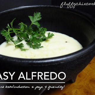 Easy Alfredo – Low Carb | Induction Friendly | Page 4 Legal.