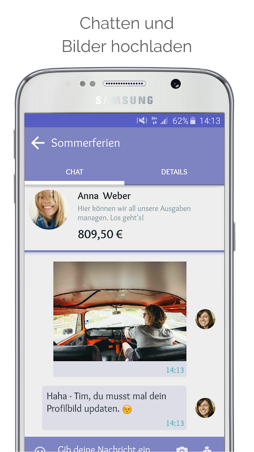 Lendstar – Send & share money- screenshot