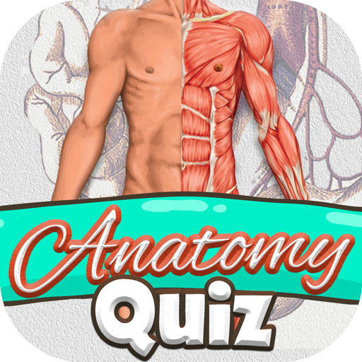 Anatomy Quiz Free Science Game 益智 App LOGO-APP開箱王