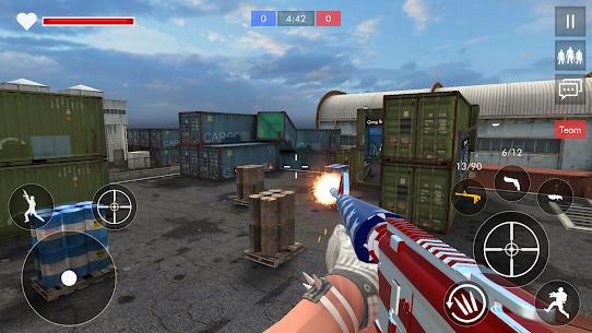Gang Battle Arena MOD (Unlimited Ammo) 2