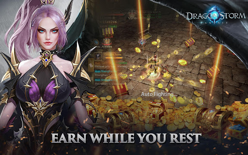Dragon Storm Fantasy 1.9.0 screenshots 11