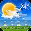 دانلود GO Weather - Widget, Theme, Wallpaper, Efficient اندروید