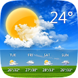 GO Weather - Widget, Theme, Wallpaper, Efficient icon