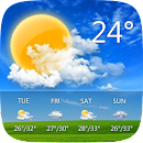 GO Weather - Widget, Theme, Wallpaper, Efficient file APK Free for PC, smart TV Download