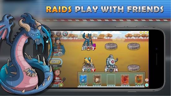 Monster Battles: TCG - náhled