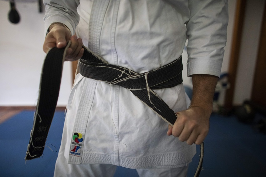 Re-elected karate boss wants more competitions' less fighting