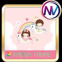 Baby love Xperia theme icon