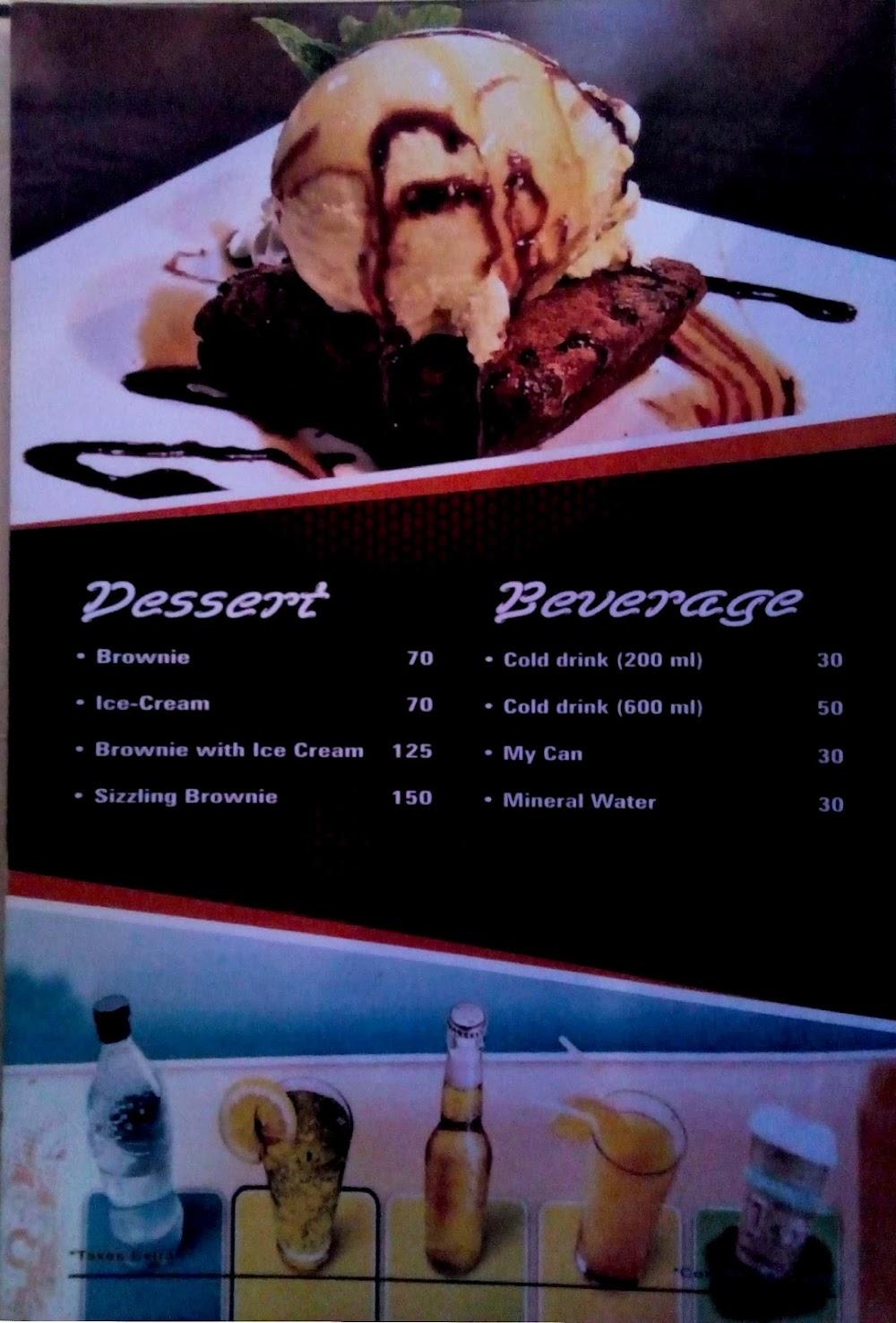 Pizza Burst Mira Road menu 16