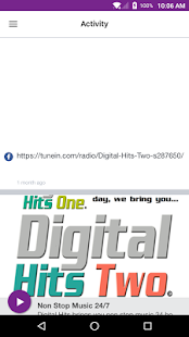 Digital Hits One - náhled