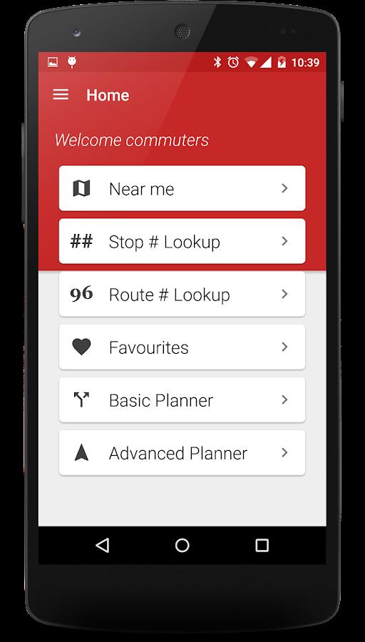 Ottawa Transit - screenshot