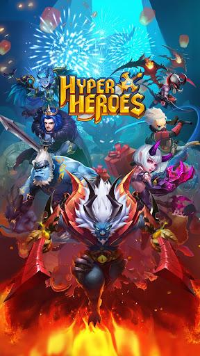 Cheat Hyper Heroes: Marble-Like RPG Mod Apk, Download Hyper Heroes: Marble-Like RPG Apk Mod 1