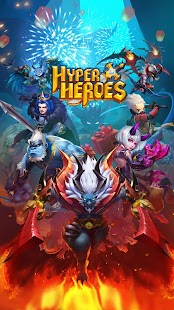 Hyper Heroes: Marble-Like RPG Screenshot