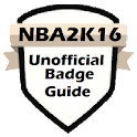 Badge Guide Pro for NBA2K16 icon