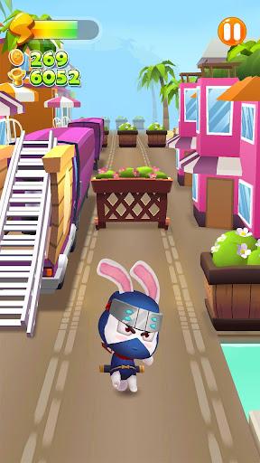 Run Talking Ninja Run! 1.9.1 screenshots 2