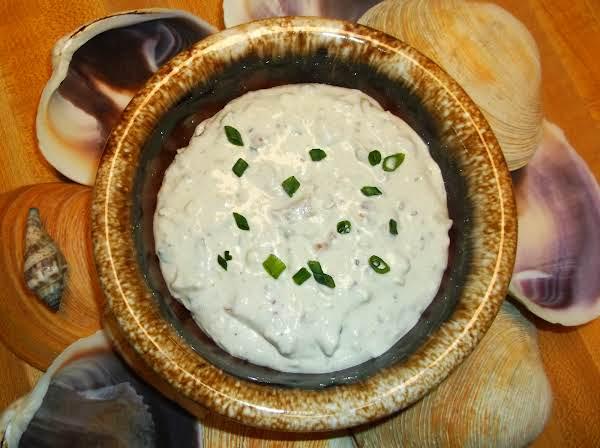 Reduced Fat Clam Dip Recipe