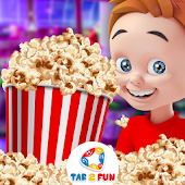 Popcorn shop kids Cooking Game