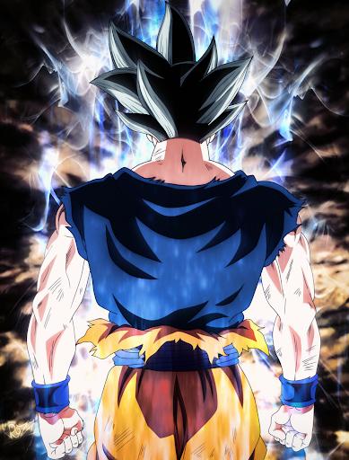 Ultra Instinct Goku Wallpapers HD 1.0 screenshots 1