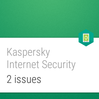 #22. Kaspersky Antivirus & Security (Android)