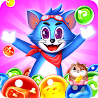 Tomcat Pop: New Bubble Shooter icon