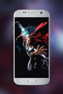 Thor Superhero Wallpapers Hd تحميل Apk لعبة Android تخصيص