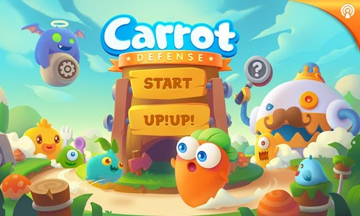 Carrot Defense screenshot