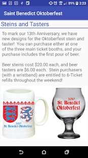 St. Benedict Oktoberfest – Richmond, Virginia- screenshot thumbnail