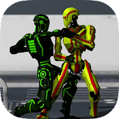 Battle Robot Fight HD