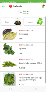 Download GoFresh - Multi Vendor Grocery/ Milk Delivery App For PC Windows and Mac apk screenshot 4