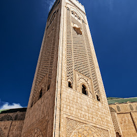 Minaret by Richard Michael Lingo - Buildings & Architecture Places of Worship