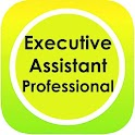 Executive admin. Assistant CAP icon