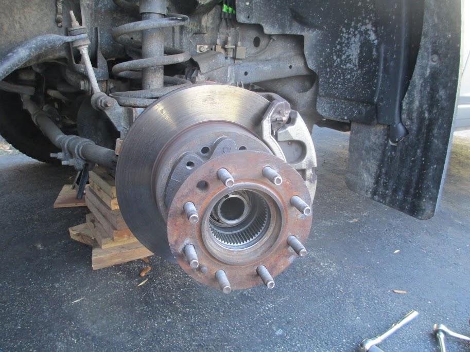 Dodge Dually Conversion Kit >> 4th generation manual locking hubs conversion - Page 6 - Dodge Cummins Diesel Forum