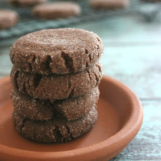 Mexican Hot Chocolate Shortbread