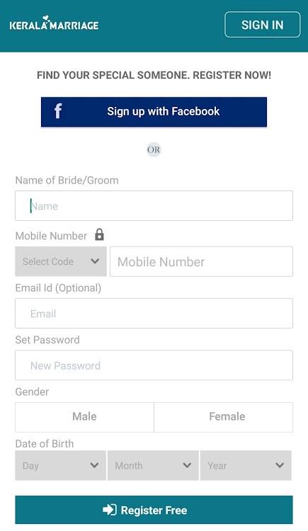 Kerala matchmaking online dejta din överordnade på jobbet