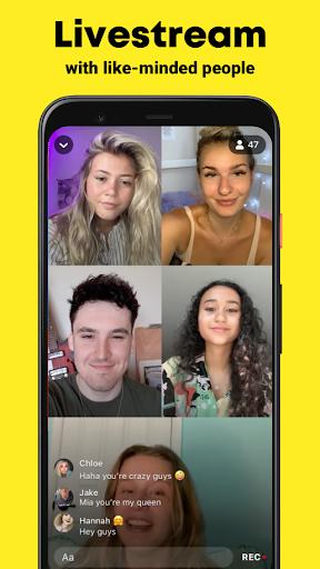 Yubo: Make New Friends 3.122.3 Screenshots 2