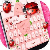 Ladybugs keyboard