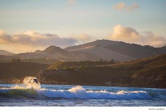 Photo: Photo of the Day: Sepp Bruhwiler, Central California. Photo: Gordon #Surfer #SurferPhotos  To view more photos, click here:http://bit.ly/16YUIae