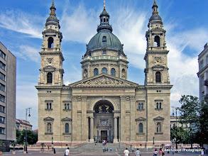 Photo: 15 mei. Boedapest. St. Stephans Basiliek.