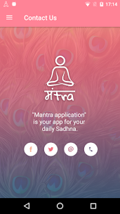 Mantra- screenshot thumbnail
