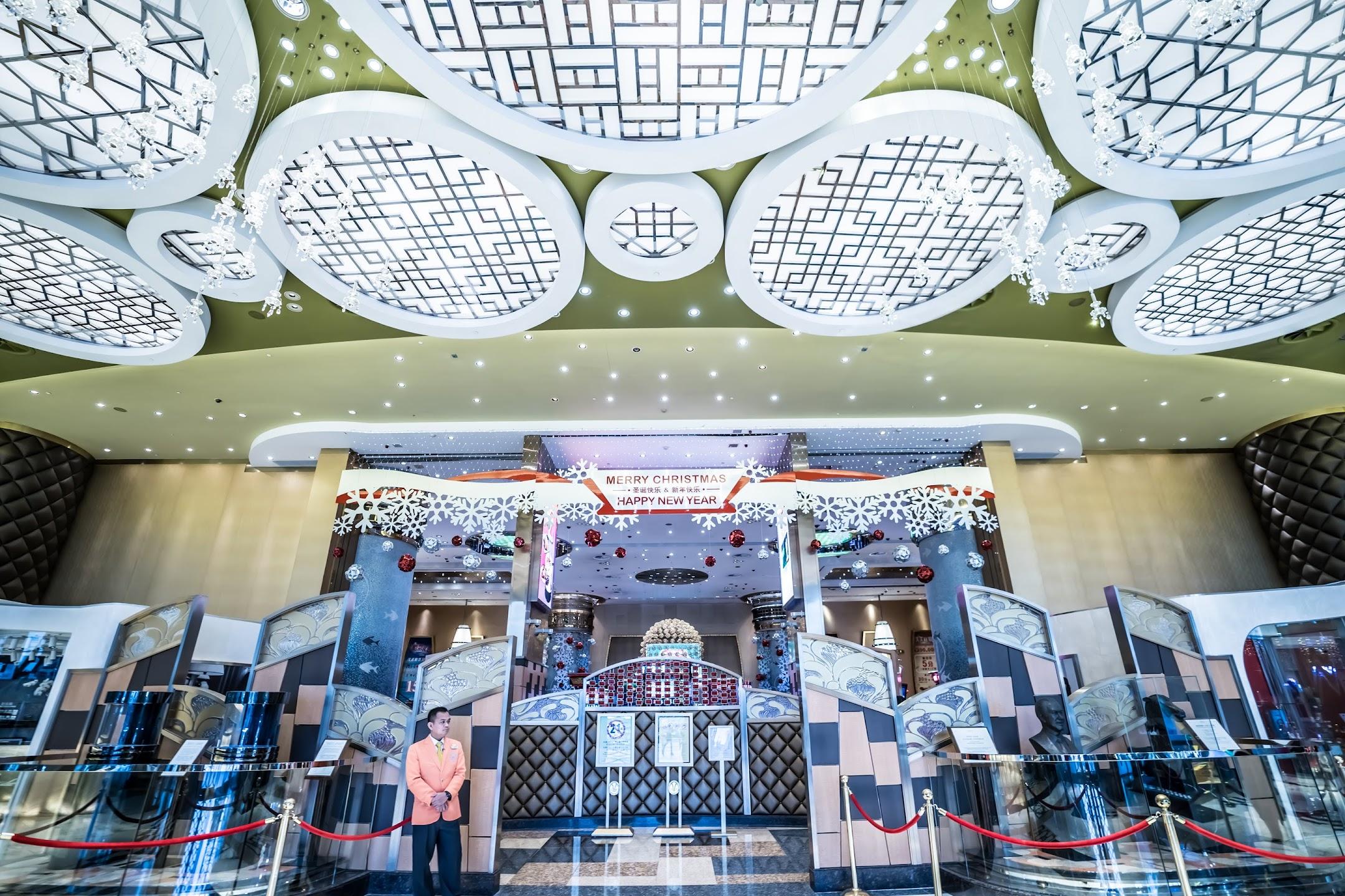 Macau Hotel Lisboa casino