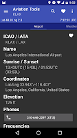 Screenshot of Aviation Tools