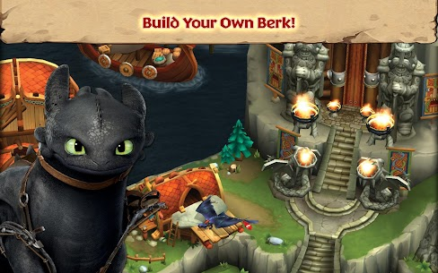 Dragons: Rise of Berk MOD 1.34.9 (Unlimited Runes) Apk 1