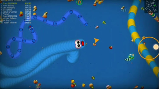 New Cacing.io 2020: Snake Zone Worm Mate Games screenshots 5