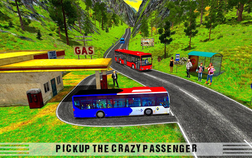 Offroad Coach Tourist Bus Simulator 2020 apktram screenshots 4