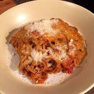 Jason's Spaghetti.