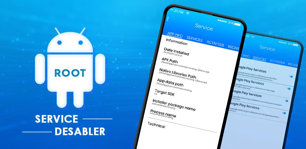 Download Service Disabler - Package Disabler APK latest version app